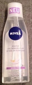 Produkttest Nivea Sensitive Reinigungsfluid