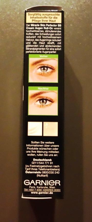 Garnier Augen Roll-On