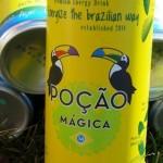 POÇÃO Mãgica 14 – Energy Drink zur WM Brasilien 2014