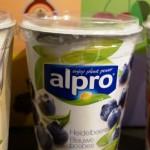 Alpro Soja mit Topping – Die neue Innovation im Joghurt-Bereich!