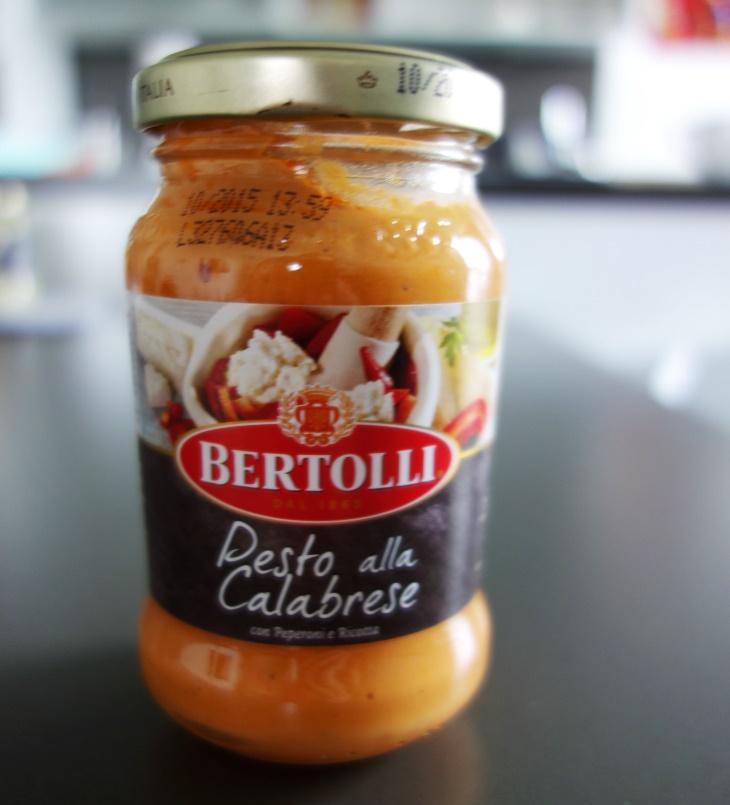 Pesto alla Calabrese Bertolli