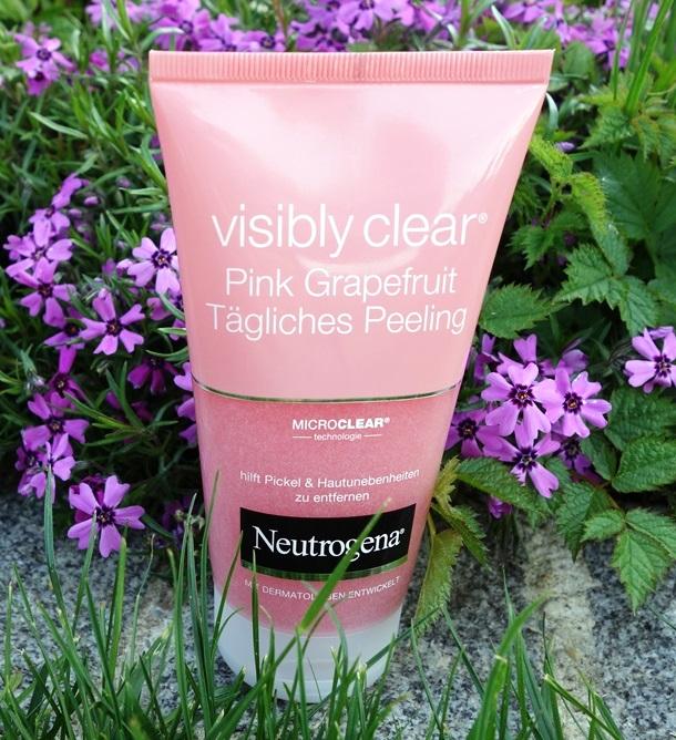 Visibly Clear Peeling Neutrogena