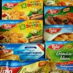 Iglo Botschafter 2014 – Erstes Iglo Produktpaket