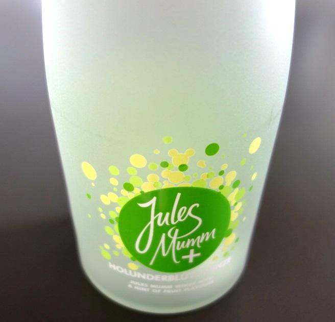 Jules Mumm Plus Holunderblüte