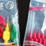 TePe Interdentalbürsten für die Reinigung in den Zahnzwischenräumen