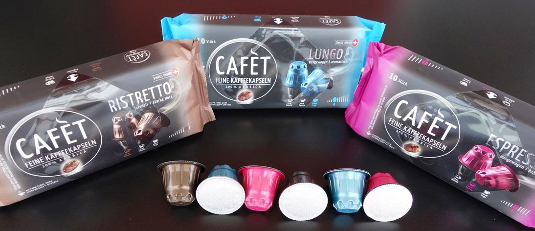 Cafet Kaffeekapseln Netto