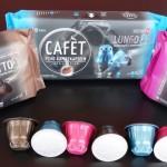 Cafet Kaffeekapseln für Nespresso-Maschinen