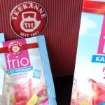 Teekanne frio Himbeere Zitrone – erfrischend kühler Tee