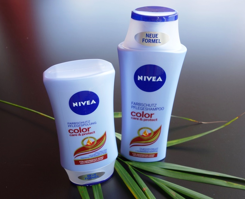 Nivea Color Care und Protect