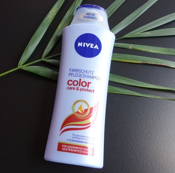 Nivea Color Care und Protect Shampoo