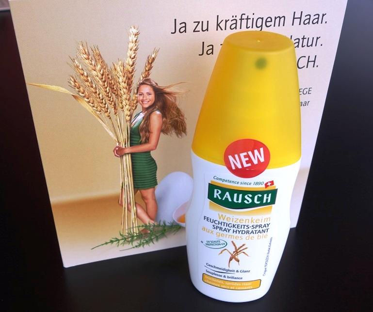Rausch Feuchtigkeits-Spray