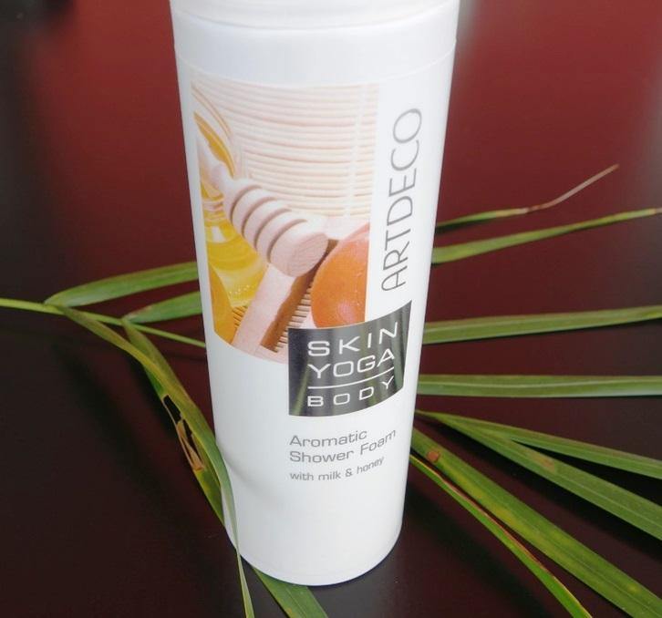 Aromatic Shower Foam Artdeco