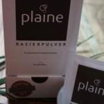 Plaine Rasierpulver im Praxistest