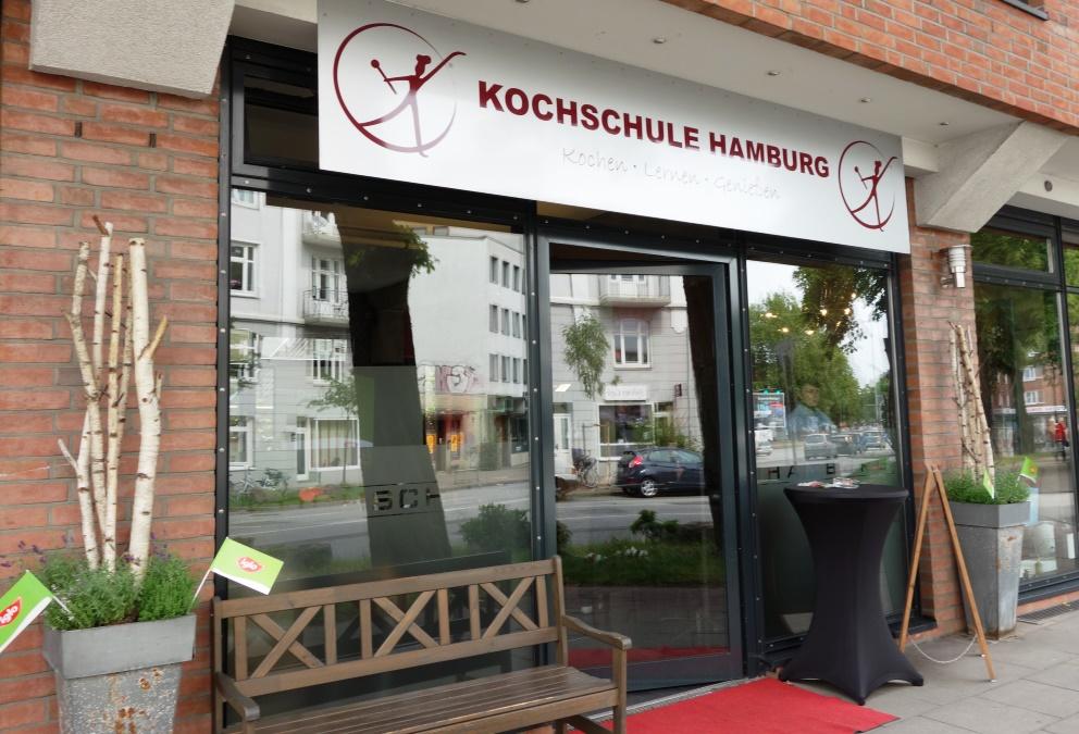 Kochschule Hamburg Iglo Botschafter Event