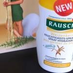 Review Rausch Weizenkeim Feuchtigkeits-Spray für trockenes-sprödes Haar