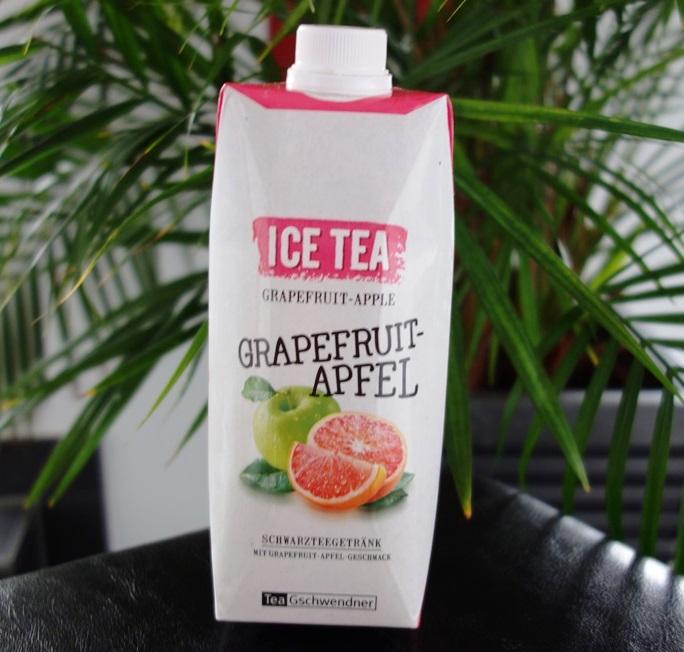 Ice Tea Grapefruit Apfel