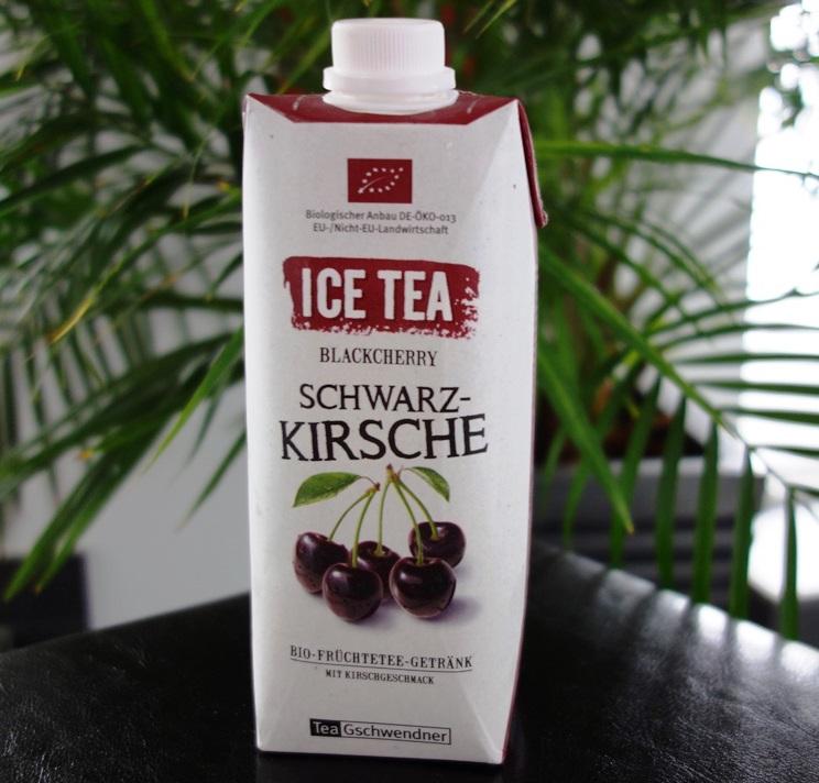 Ice Tea Schwarzkirsche