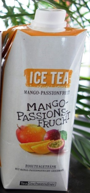 Ice Tea Mango Passionsfrucht