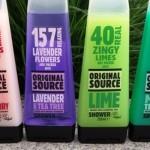 Original Source schafft ein besonderes Dufterlebnis in der Dusche