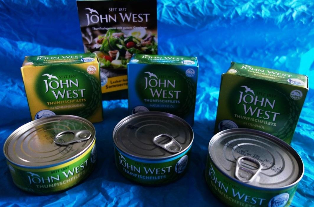 John West Thunfisch