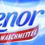 Lenor Vollwaschmittel Sommerregen und weiße Lilie sorgt für einen frischen Duft in der Wäsche