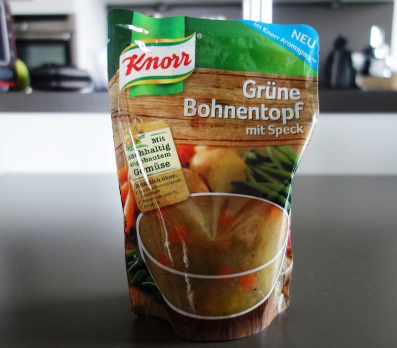 Knorr Grüne Bohnentopf