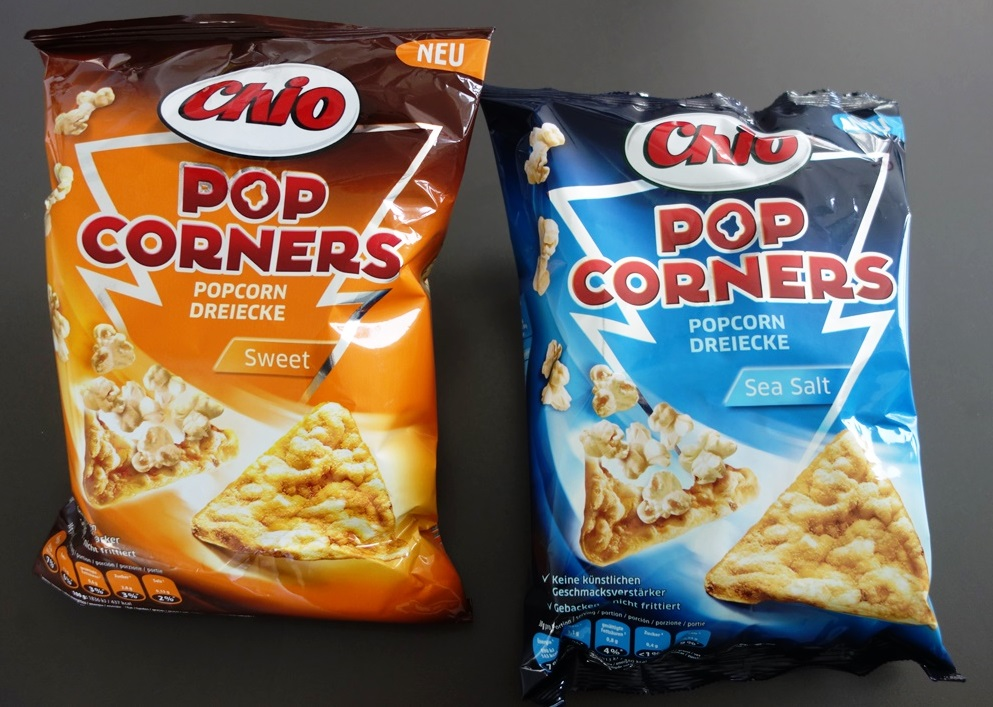 Chio PopCorners