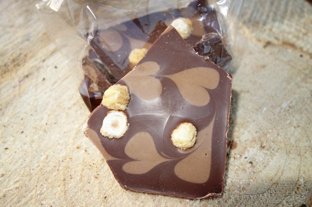 Bruchschokolade Chocolissimo