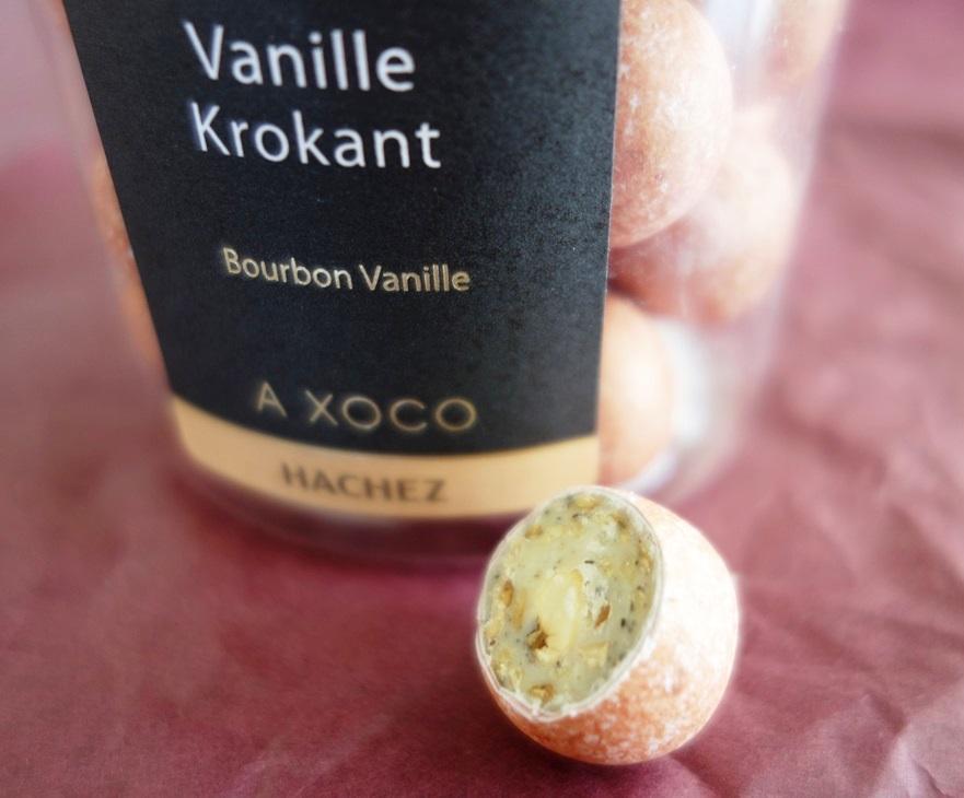A Xoco vanille krokant