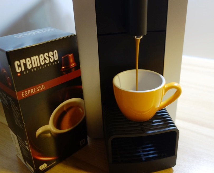 Cremesso compact one