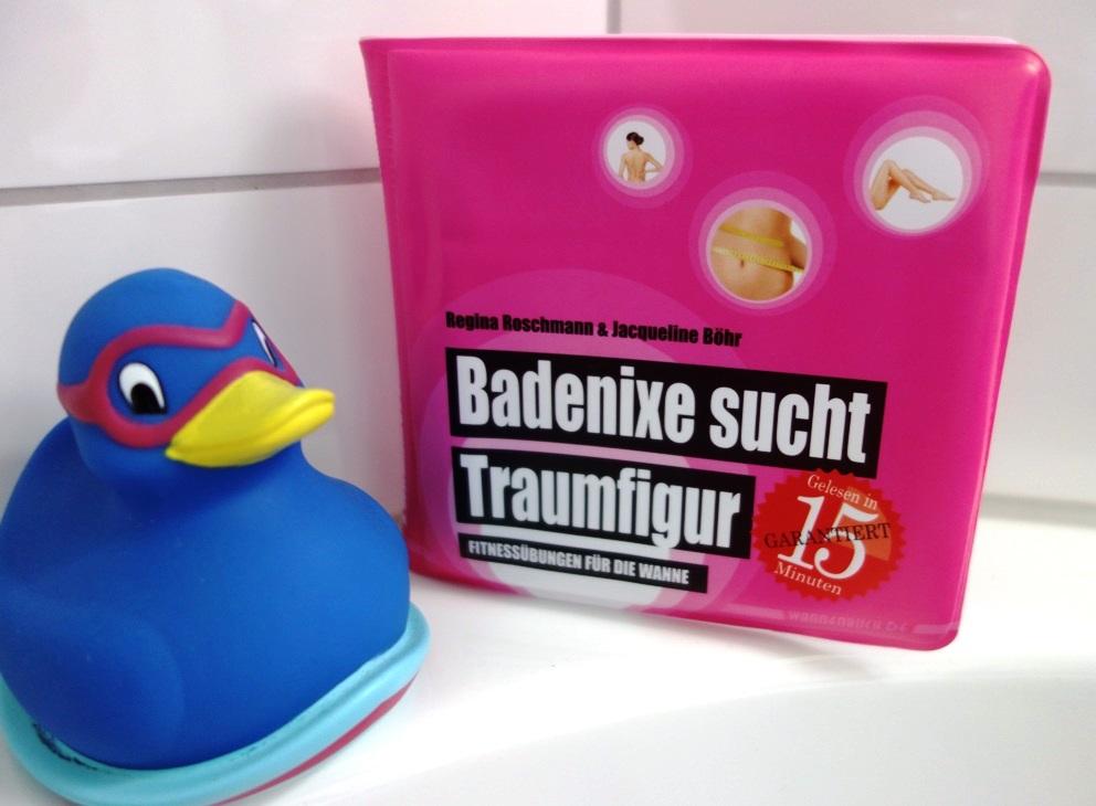 Badenixe sucht Traumfigur