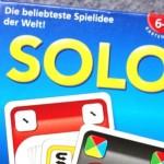 Gewinnspiel: Solo von Amigo Spiele
