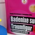 Badenixe sucht Traumfigur – das Buch für die Badewanne