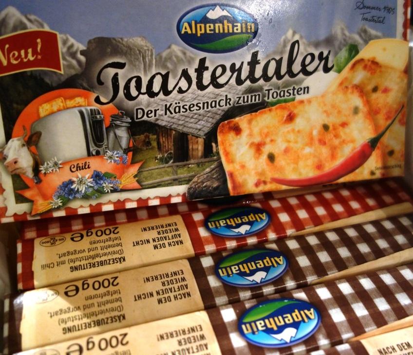 Alpenhain Toastertaler