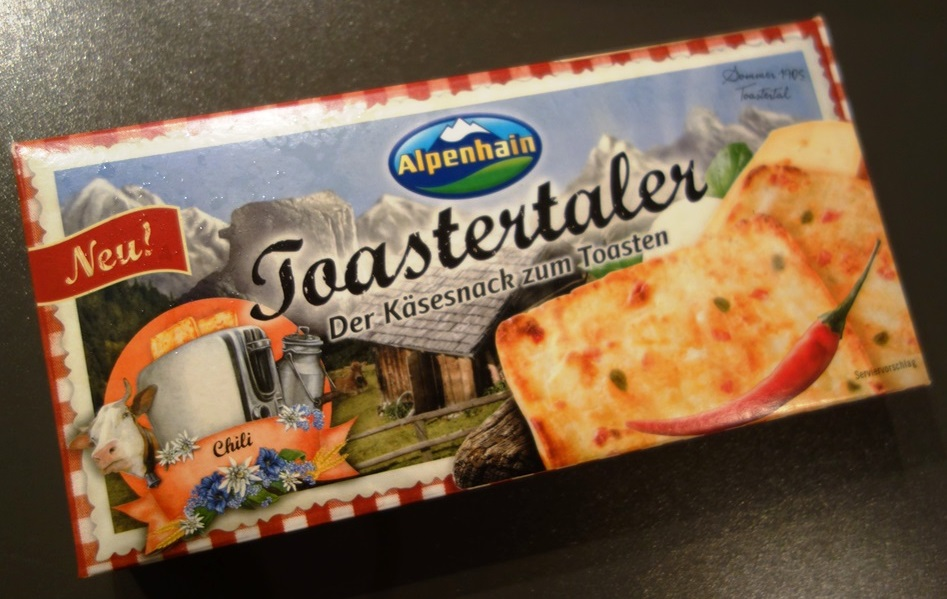 Toastertaler Chilli