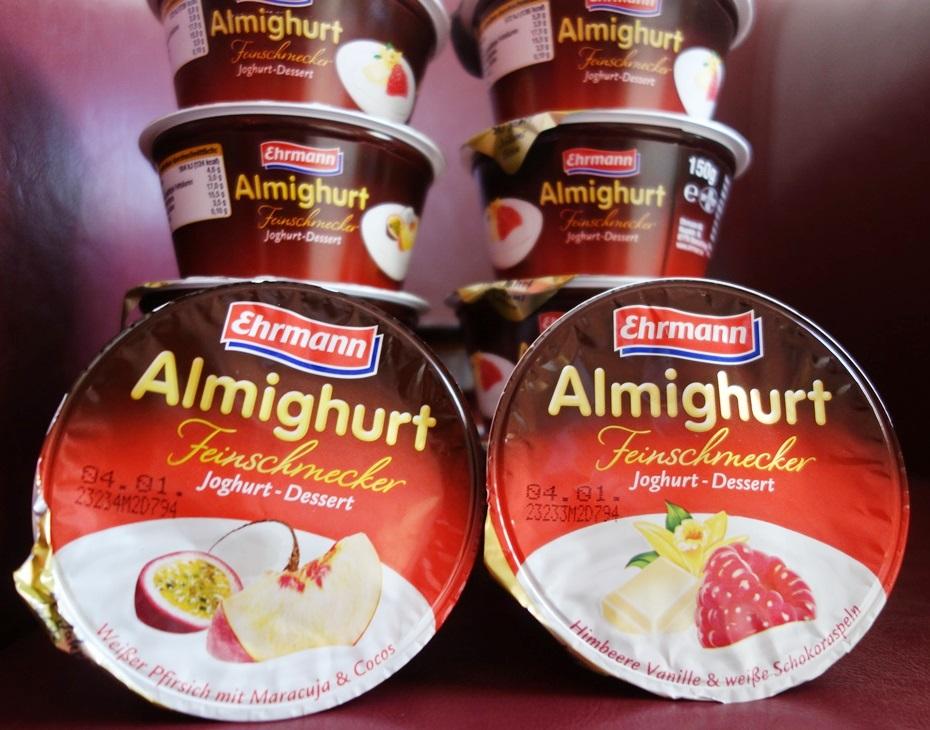 Almighurt Feinschmecker Joghurt