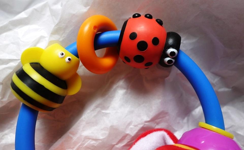 Bizzy Bugs Nuby