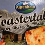 Toastertaler – Der Käsesnack aus dem Toaster