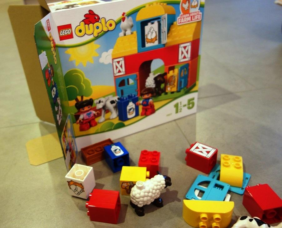 Lego Duplo Mein erster Bauernhof