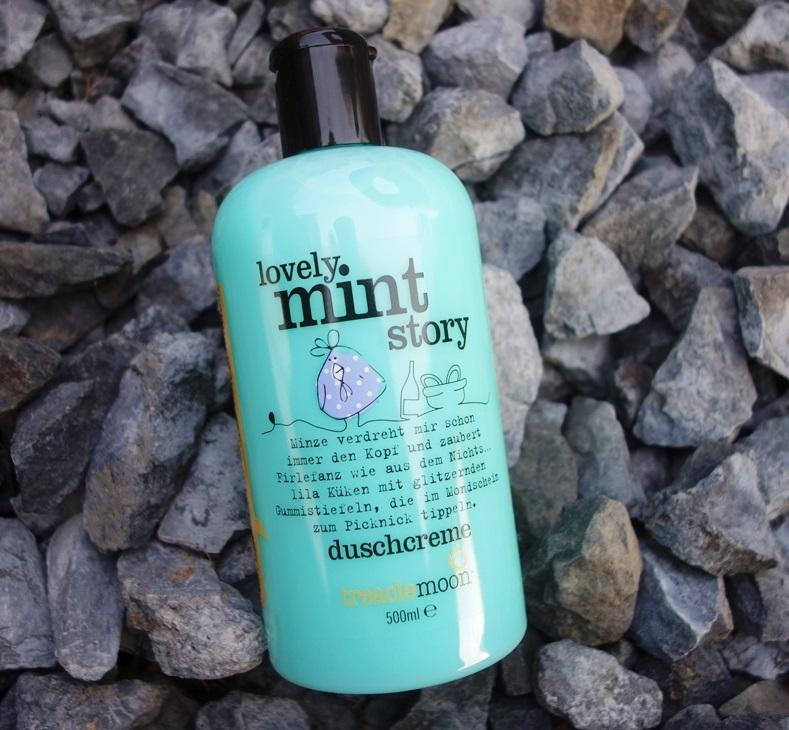 Treaclemoon lovely mint story