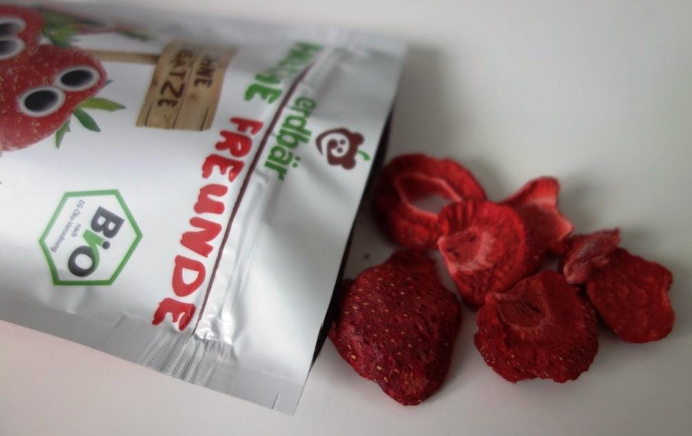 Freche Freunde Erdbeer