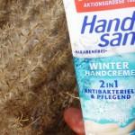 Handpflege mit der großen Produktvielfalt von Handsan