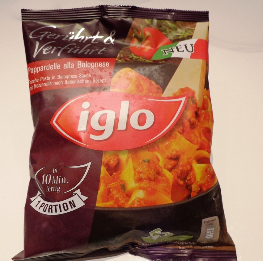 Iglo Pappardelle