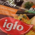 Iglo Gerührt & Verführt Indisches Curry mit Hühnchen im Test