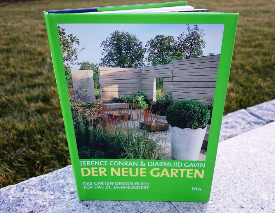 buchvorstellung der neue garten das garten design buch. Black Bedroom Furniture Sets. Home Design Ideas