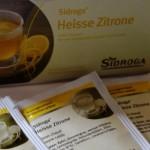 Im Test: Sidroga Wellnesstee Heiße Zitrone