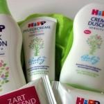 Produktvorstellung: HiPP Babysanft Produkte