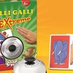 Gewinnspiel! Halli Galli Extreme von Amigo Spiele zu gewinnen