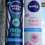Die neuen Deo von Nivea ohne Aluminium