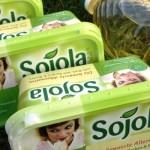 Sojola – Margarina und Öl aus Soja
